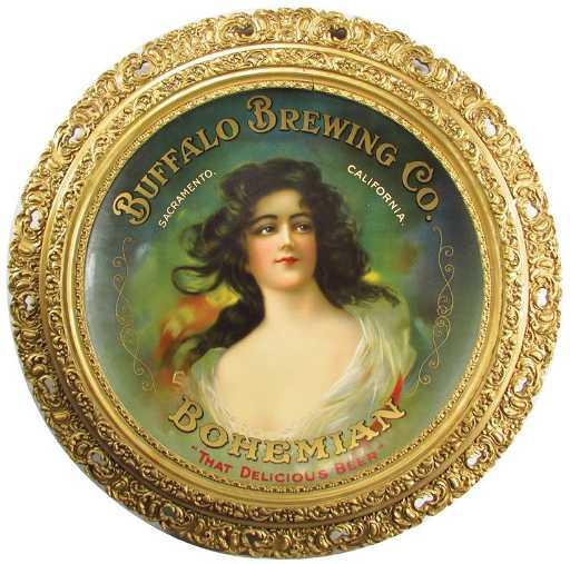 Buffalo Brewing Company Bohemian Beer Charger