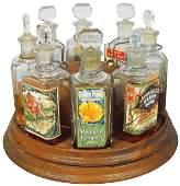 Reiger's Perfume Store Display