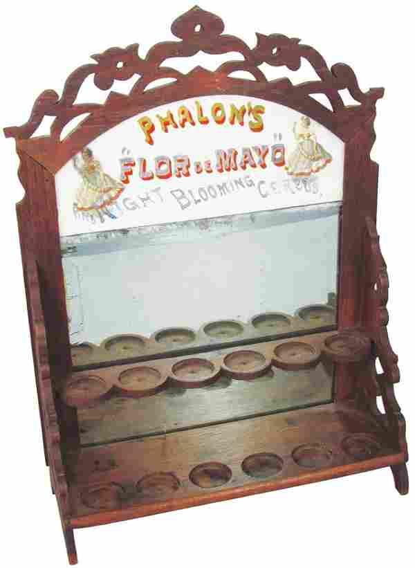Phalon's Perfume Store Display