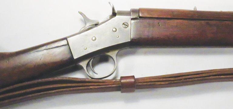 Remington .22 Short Rifle Model 4 - 2