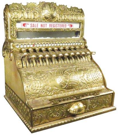 1905 World Cash Register