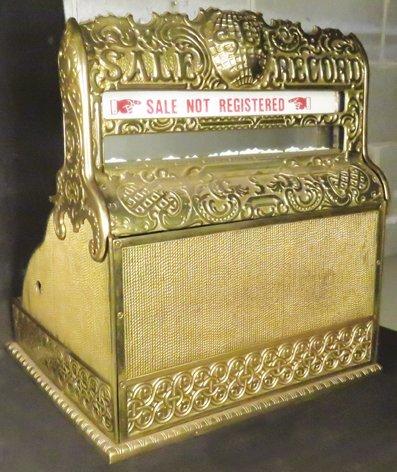 1905 World Cash Register - 3