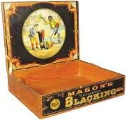 Mason's Blacking Store Display Box