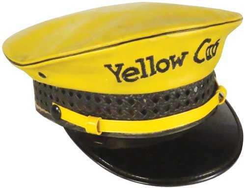 Yellow Cab Driver Cap e7ee21c49a1