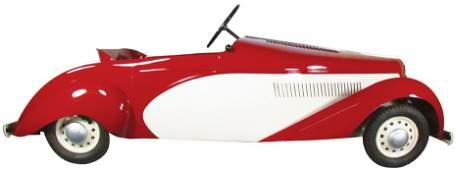 """Eureka """"Delahaye"""" Pedal Car"""