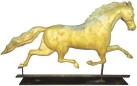 Trotting Horse Full Body Weathervane