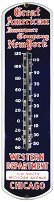 Great American Insurance Porcelain Thermometer