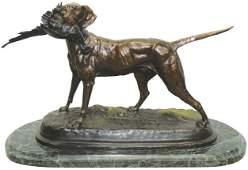 Jules Moigneiz Bronze