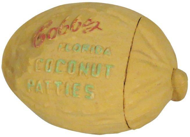 Cobb's Florida Coconut Patties Display