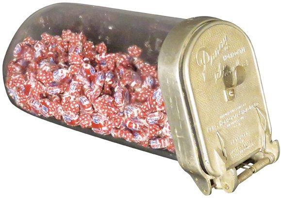 Single Panay Horizontal Candy Store Jar