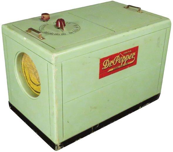 Dr. Pepper Cooler Shaped Radio - 2
