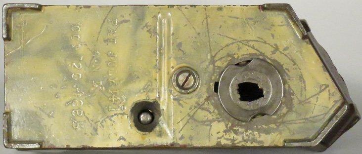 Barking Dog Cast Iron Mechanical Bank - 3