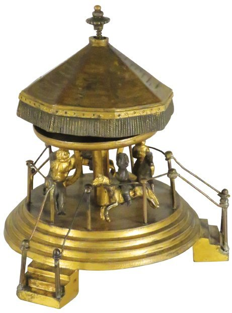 Figural Store Bell