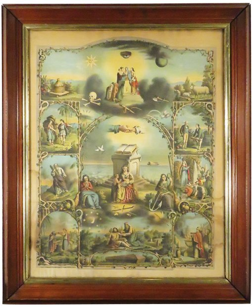 Independent Order of Odd Fellows Poster
