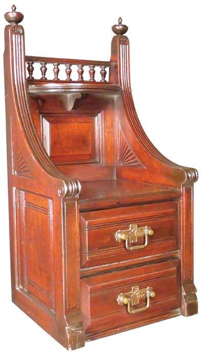 Mahagony Dresser Box