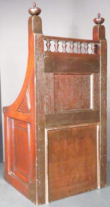 Mahagony Dresser Box - 2