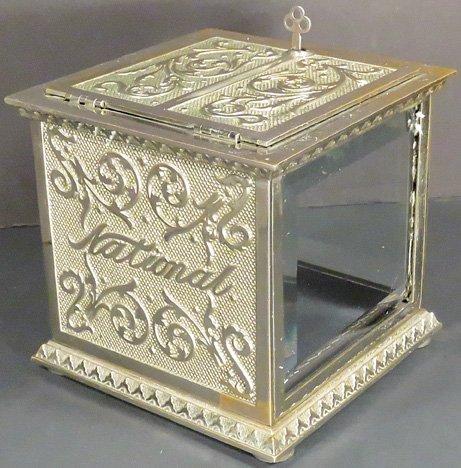 National Cash Register Money Box