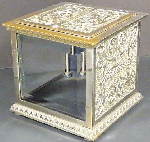 National Cash Register Money Box - 2