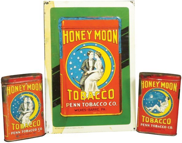 Honeymoon Tobacco Items