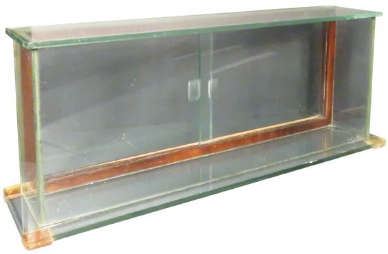 Glass Store Display Case