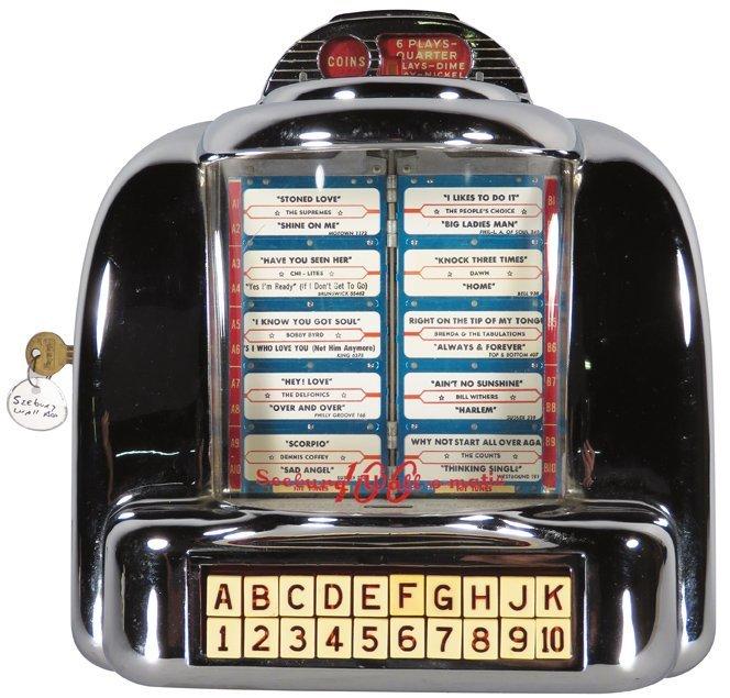 Seeburg Wall-O-Matic Remote Juke Box Selector