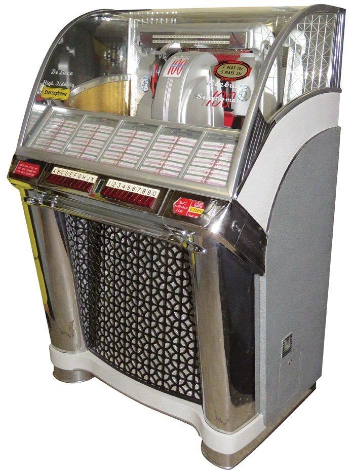 Seeburg 100 Select-o-Matic Jukebox