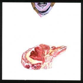 12: Barbara Weissberger, Watercolor