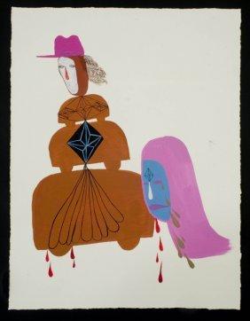 16: Thad Kellstadt, Drawing