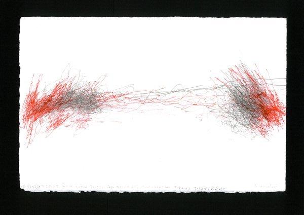 48: William Anastasi, Drawing