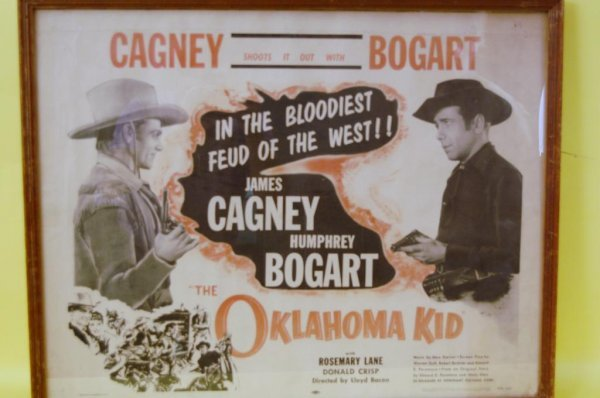 "13A: 22x28 Movie Poster ""Oklahoma Kid"""