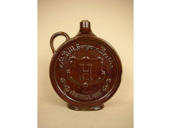 16A: Crockery Whiskey Jug