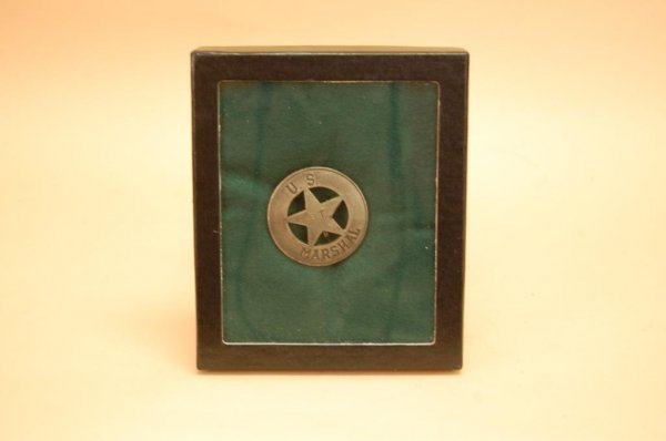 20A: nickel circle star badge