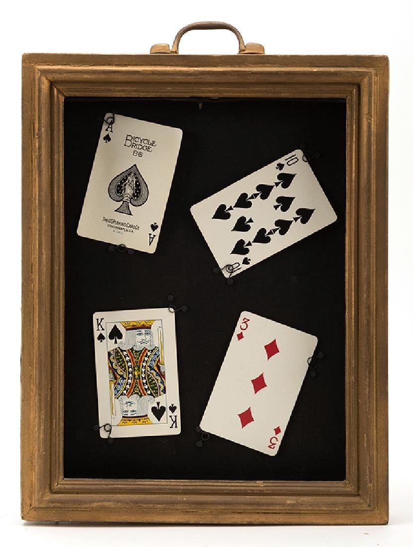 Hartz Card Frame.