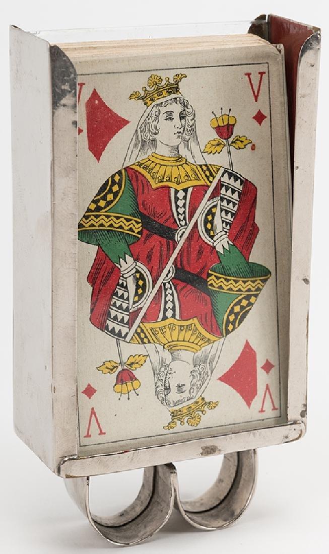 Sybil Card Rise.