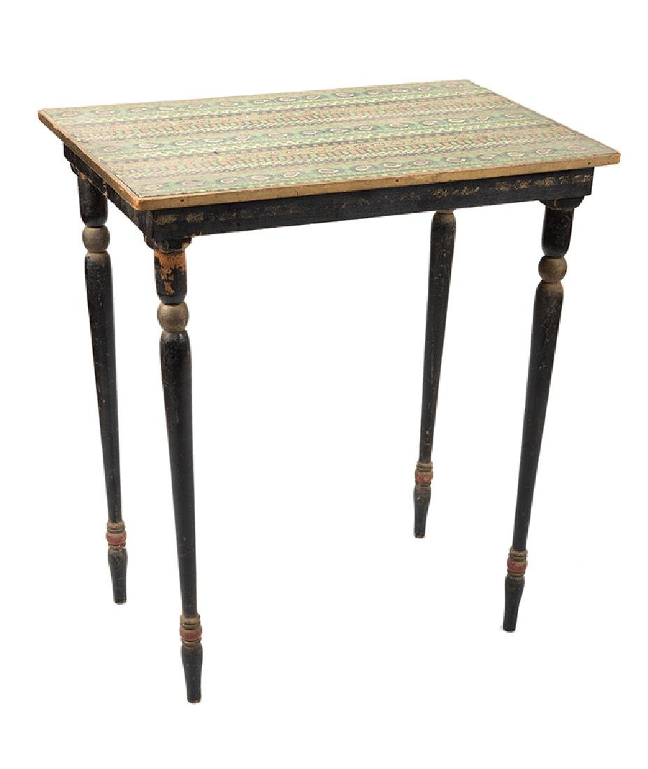 Jack Gwynne's Floating Table.
