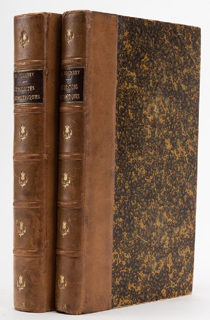 Fourrey, Emile. Two Volumes on Recreational