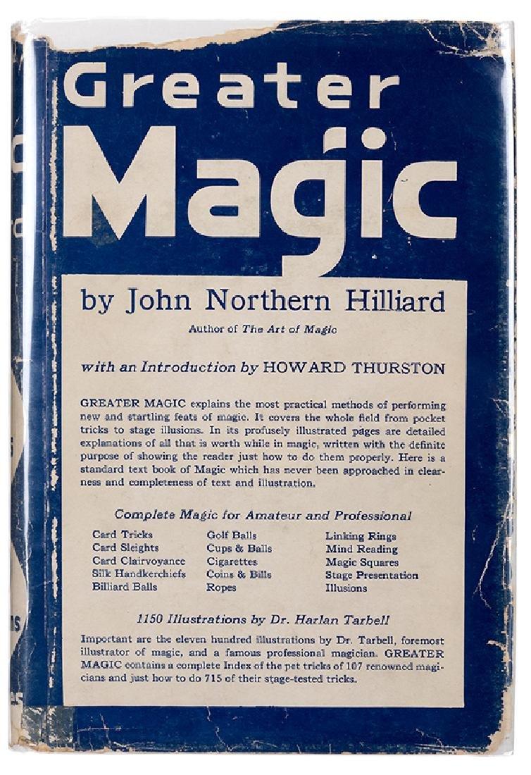 Hilliard, John Northern. Greater Magic.