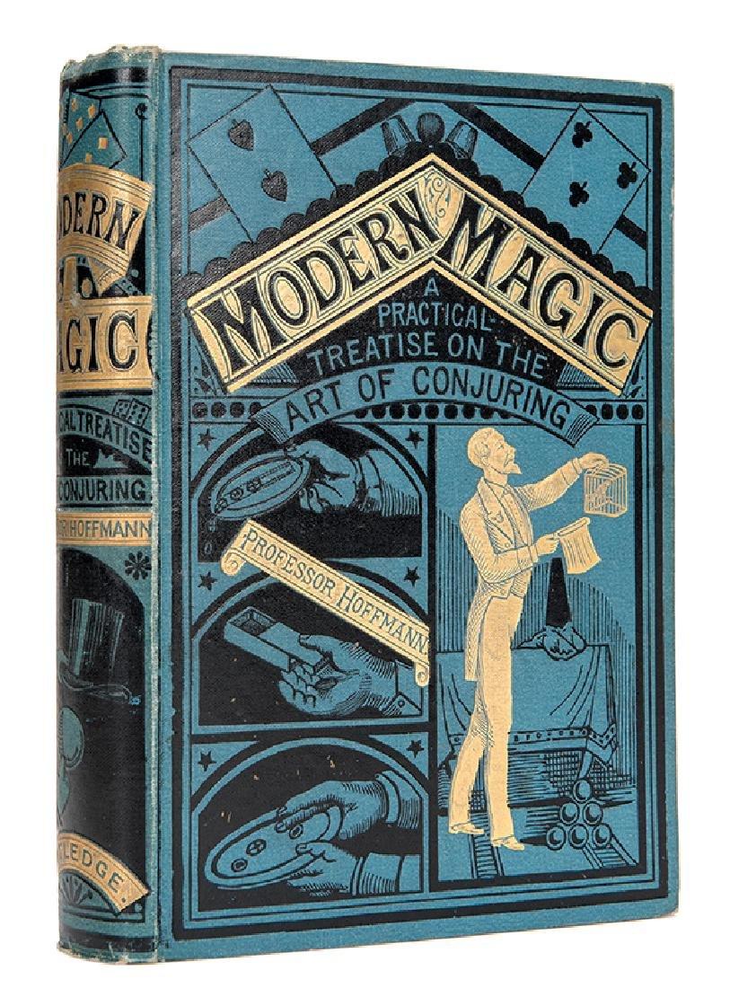 Hoffmann, Professor. Modern Magic.