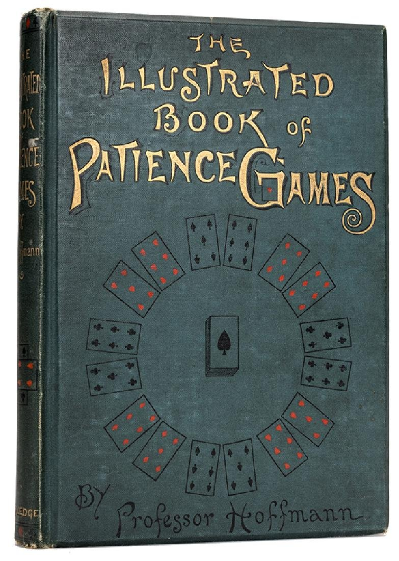 Hoffmann, Professor. The Illustrated Book of Patience