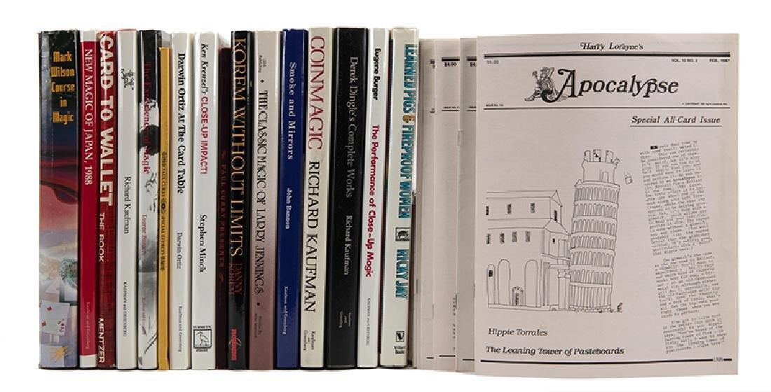 [Miscellaneous] Shelf of Over a Dozen Modern Books on