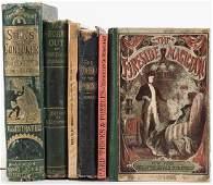 Miscellaneous  Parlor Magic Group of Seven Vintage