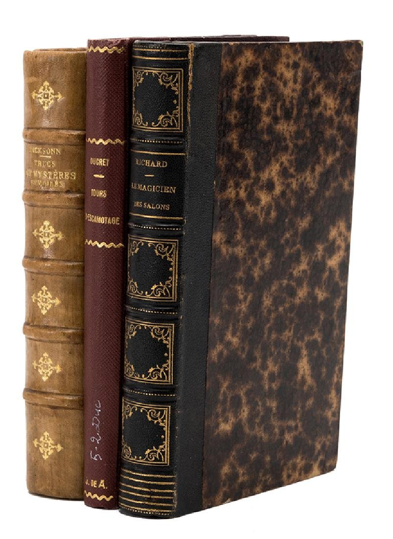 [Miscellaneous – French Antiquarian]