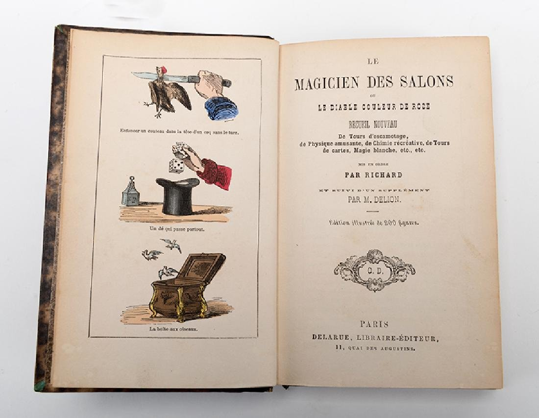 [Miscellaneous – French Antiquarian] - 2