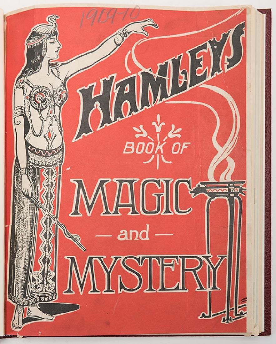 Hamley's Magic. - 2
