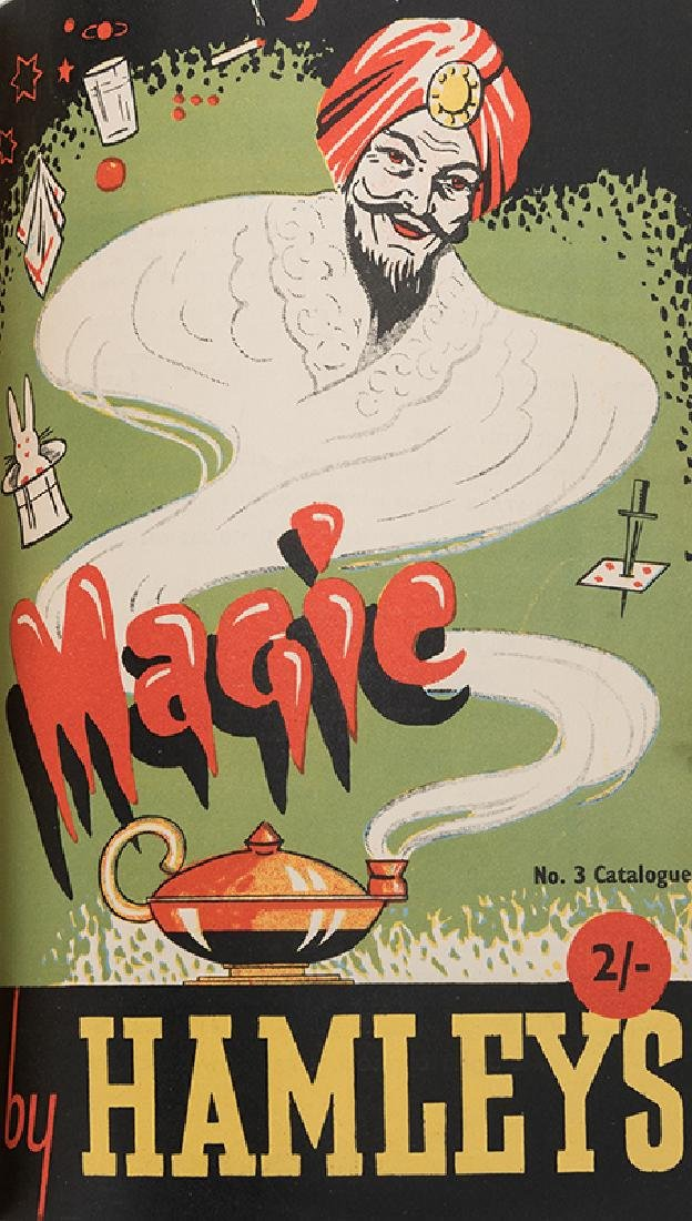 Hamley's Magic. - 3