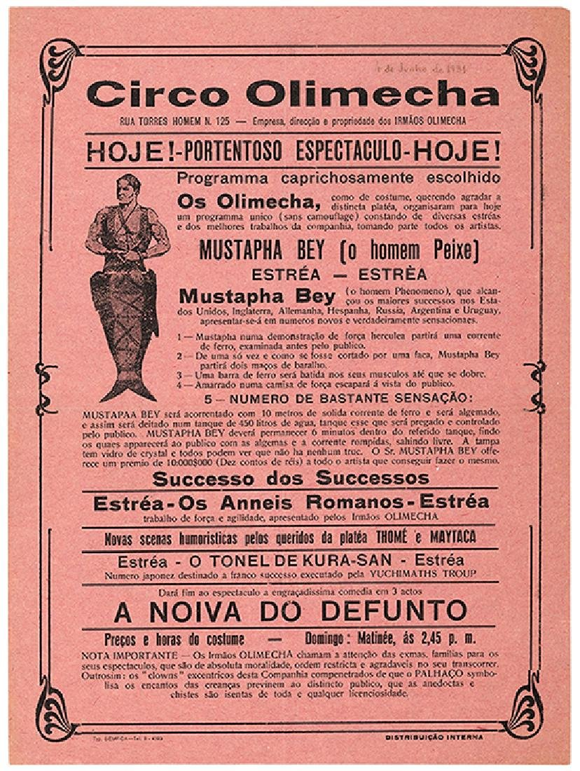 Group of Six Spanish Conjuring Broadsides and
