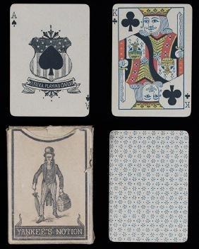 "Union Playing Card Co. Eureka ""Yankee's Notion"" Playing"