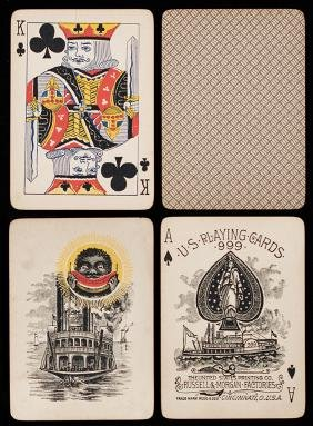 Russell & Morgan 999 Playing Cards.