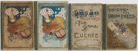 [Peele, W. H.] Four Manuals on Card Games.
