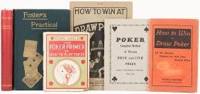 Six Early Manuals on Poker.